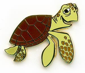 29076 crush the turtle finding nemo 7 - Crush Finding Nemo Coloring Pages