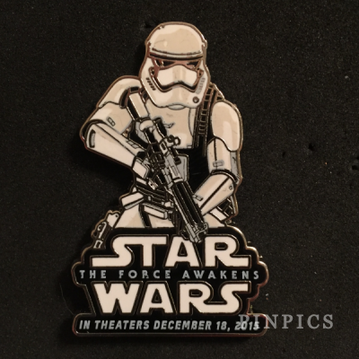 D23 Star Wars Force for Change Disney Pin 110611