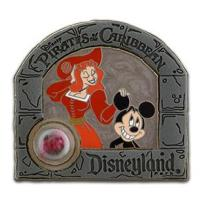 79e0761ac035 Pin  94205. DLR - Piece of Disney History 2013 - Pirates of the Caribbea